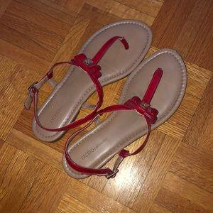 BGBC sandals size 6 women